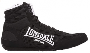 Lonsdale Mens Contender Boxing Boots