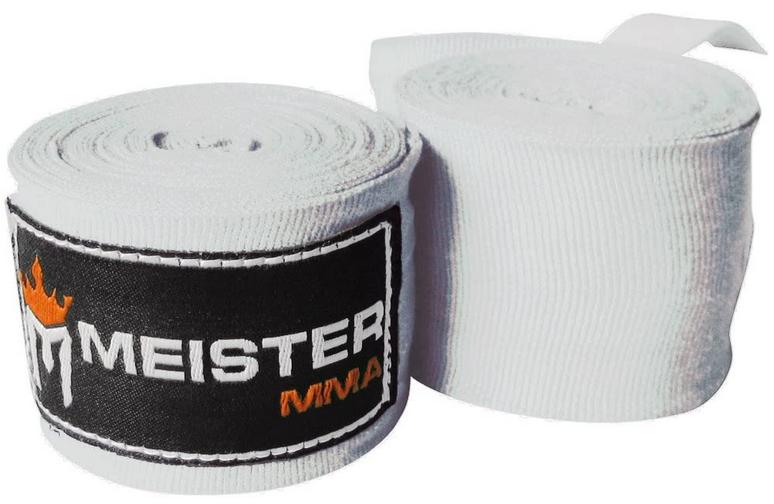 Meister Elastic Cotton Hand Wraps