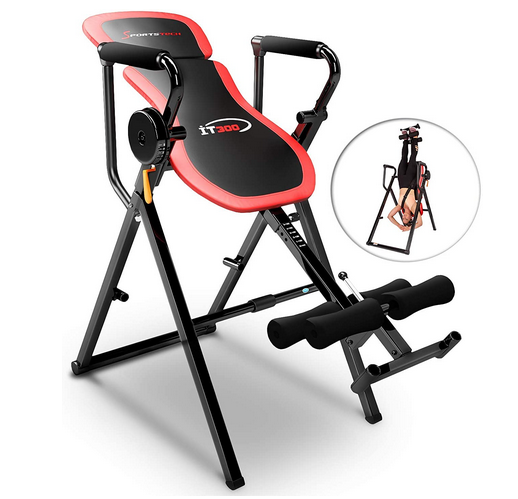 Sportstech Innovative Inversion table 6in1