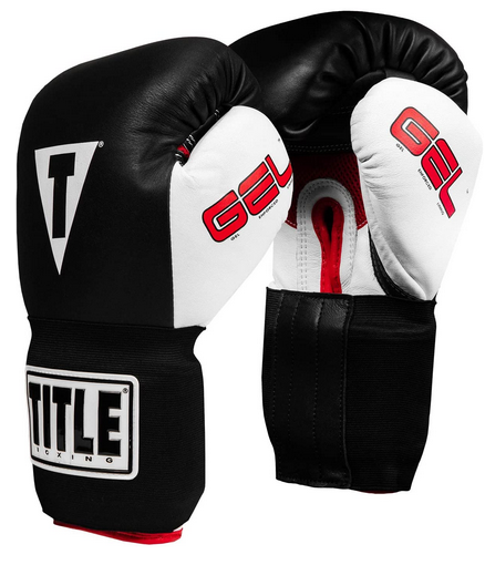 Title Gel Intense Boxing Gloves