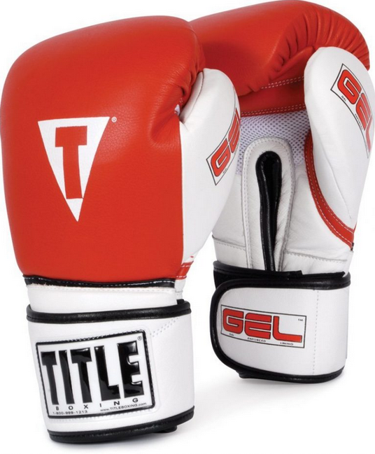 Title heavy bag gloves