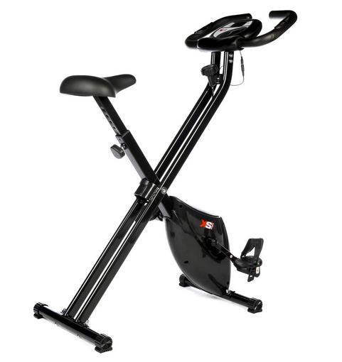 xs sports foldable exercise bike