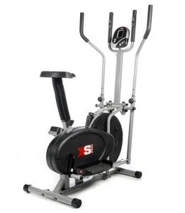 XS Sports Luna Pro 2-in1 Elliptical Cross Trainer