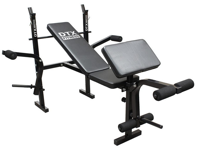 DTX Fitness All-in-One best weight bench