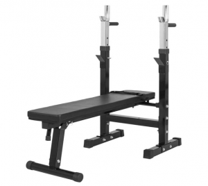 Gorilla Sports Weight Bench