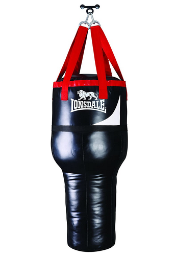Lonsdale Heavy Angle Boxing Punch Bag
