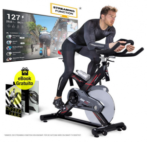 Speed Bike SX400 Streaming Function
