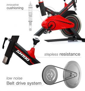 Sportstech Bike SX100 Features