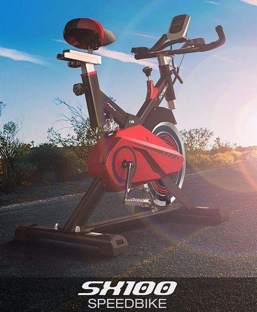 Sportstech Professional Exercise Bike SX100 Review