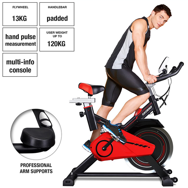 Sportstech Professional Exercise Bike SX100
