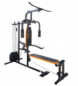 V-Fit LFG2 Herculean COBRA Lay Flat Home Gym