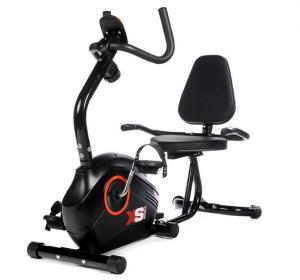 XS Sports Magnetic Recumbent Exercise Bike